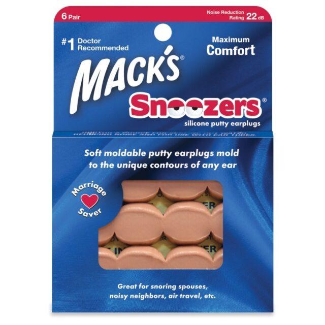 Беруши Mack's Pillow Soft