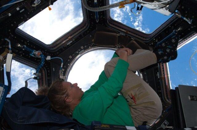 Космонавты не носят обувь