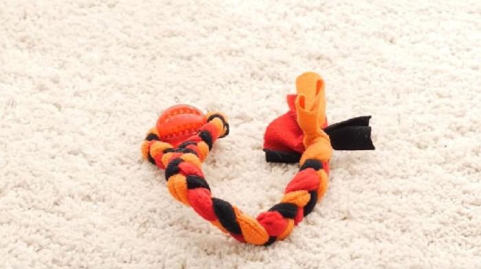 Фото готовой игрушки